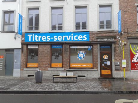 Agence Titres-Services Soignies