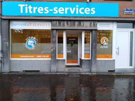 Agence Titres-Services Perwez