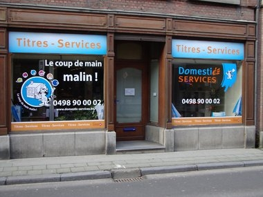 Agence Titres-Services Dinant
