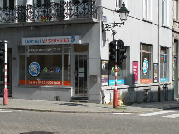 Agence Titres-Services Etterbeek