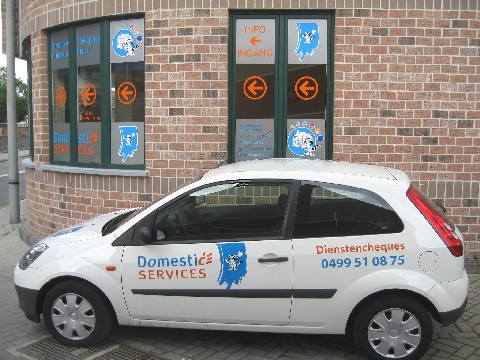 Agence Titres-Services Geel