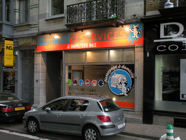 Agence Titres-Services Uccle